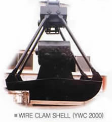 Wire Clamshell (YWC 2000)