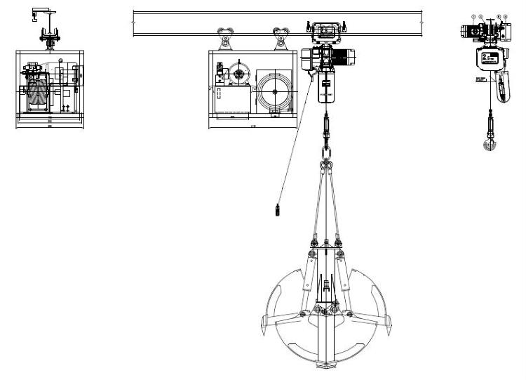 Installation Guide Clamshell Bucket