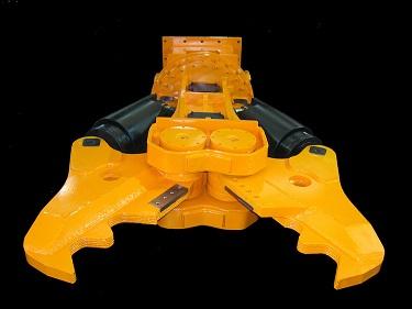 Concrete Pulverizer - YCR 320