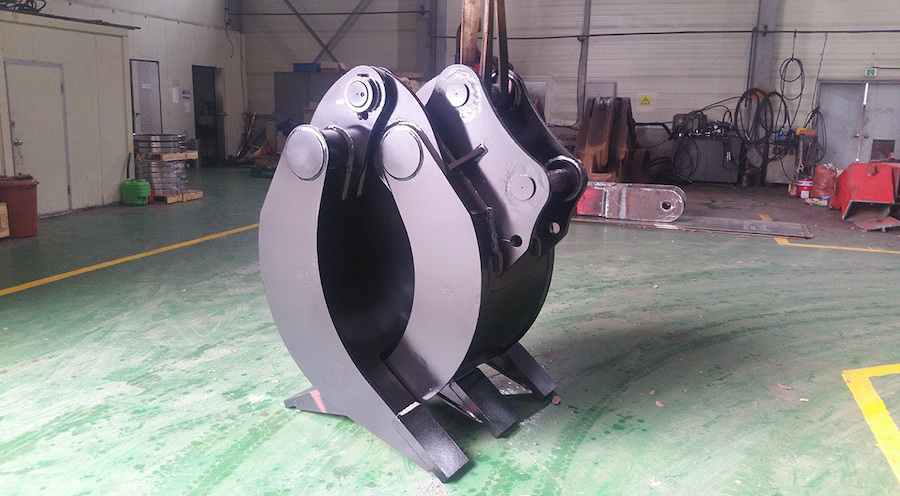 YLG Mechanical Grapple