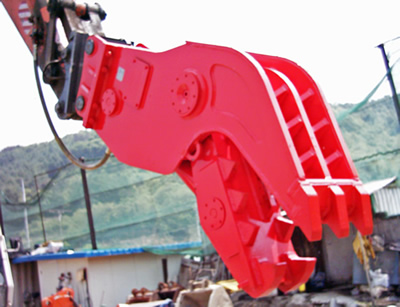 YPC Hydraulic Crusher